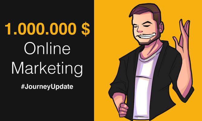 Online Marketing Journey Update Cover
